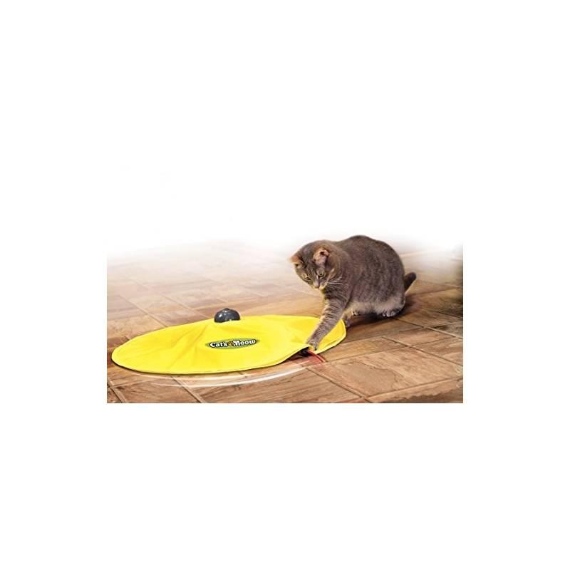 tapis de jeu interactif pour chat cat 39 s miaou. Black Bedroom Furniture Sets. Home Design Ideas