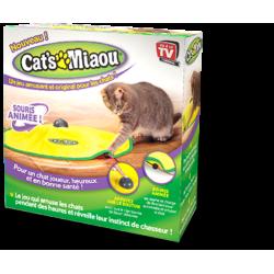 Tapis de jeu pour chat - CAT'S MIAOU