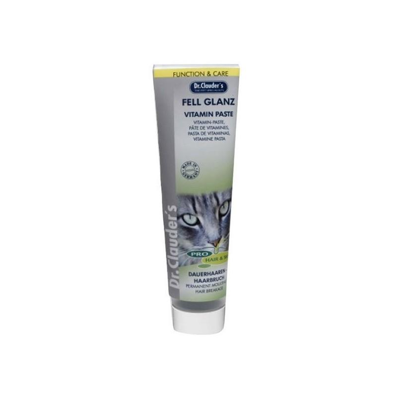Dr CLAUDER'S - Pâte multivitaminée pour chat pour la peau et les poils