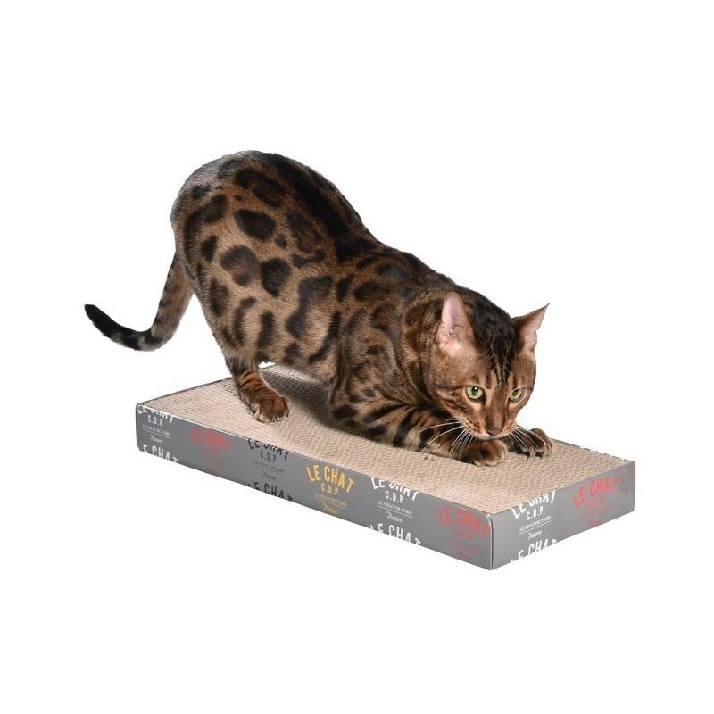 Griffoir en carton pour chat Grifouille - BOBBY