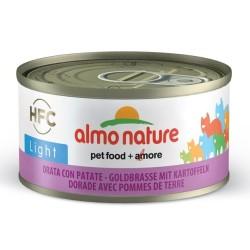 ALMO NATURE - Pâtée pour chat HFC Light 70 g