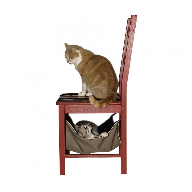 hamac de chaise pour chat h ritage cat apart. Black Bedroom Furniture Sets. Home Design Ideas