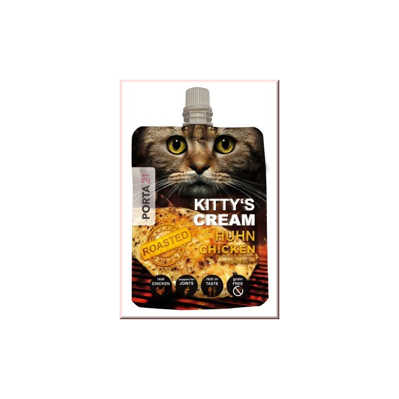 Friandises pour chat en sauce Kitty Cream - KITTY BEAT