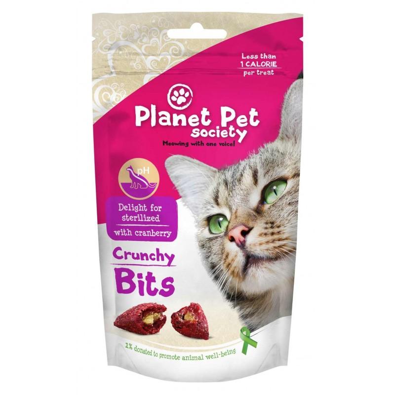PET PLANET - Friandise pour chat stérilisé 40 g