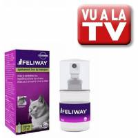 FELIWAY - Transport 20 ml, apaise le chat pendant ses déplacements