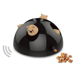 Jouet éléctronique pour chat distributeur de friandises Catch the mousse  - M-PETS