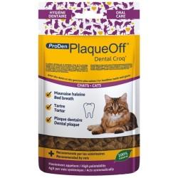 PLAQUE OFF - Friandise bucco-dentaire pour chat 60 g