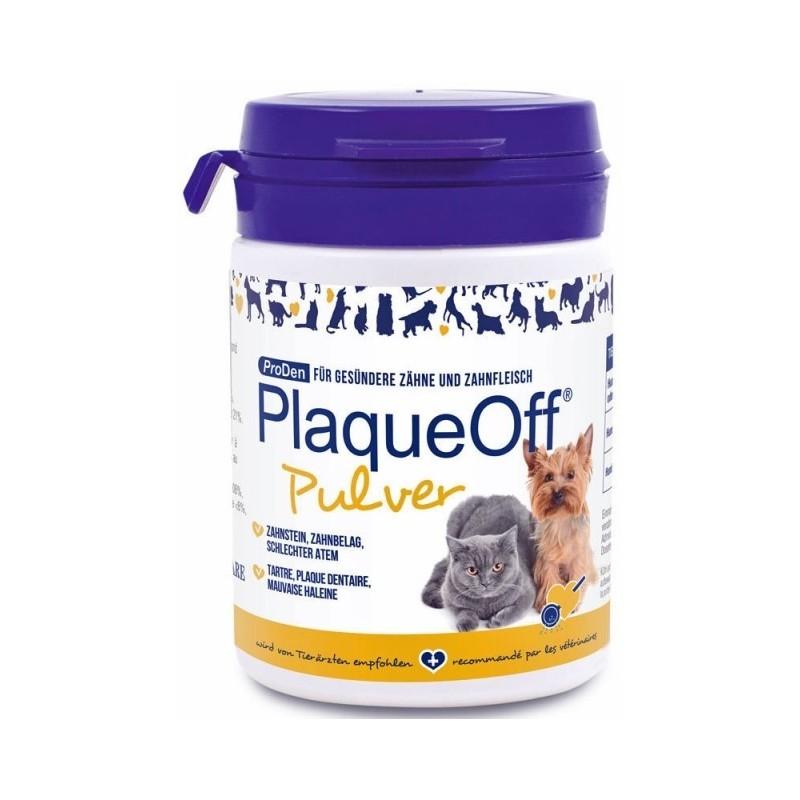 PLAQUE OFF - Poudre bucco-dentaire pour chat 40 g