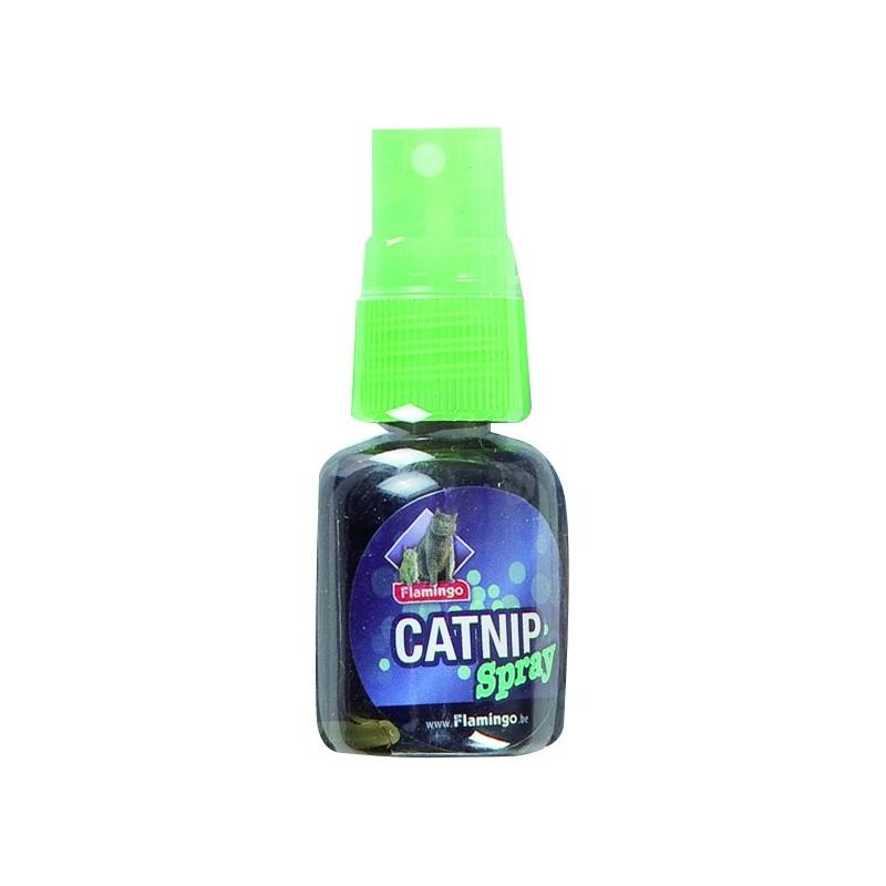 Spray attractif à la cataire pour chat 25 ml - FLAMINGO