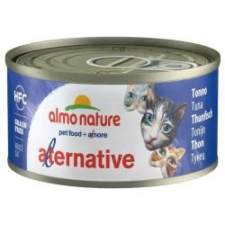 ALMO NATURE - Pâtée pour chat Alternative sans Céréale 70 g
