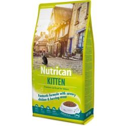 NUTRICAN - Croquettes pour chaton à base de poulet