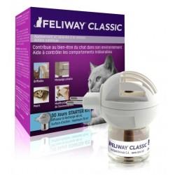FELIWAY - Prise diffuseur + recharge 48 ml
