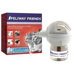 FELIWAY FRIENDS - Prise diffuseur + recharge 48 ml