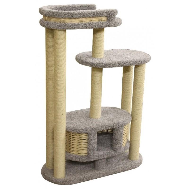 Arbre à chat revêtement moquette Charly - CES'ART
