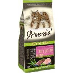 PRIMORDIAL - Croquettes sans céréale spéciales chaton