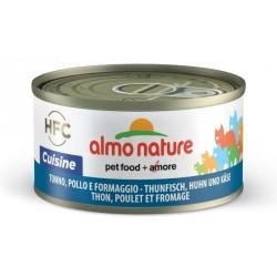 ALMO NATURE - Pâtée pour chat HFC en boite 70 g