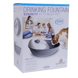Fontaine à eau pour chat Serenity