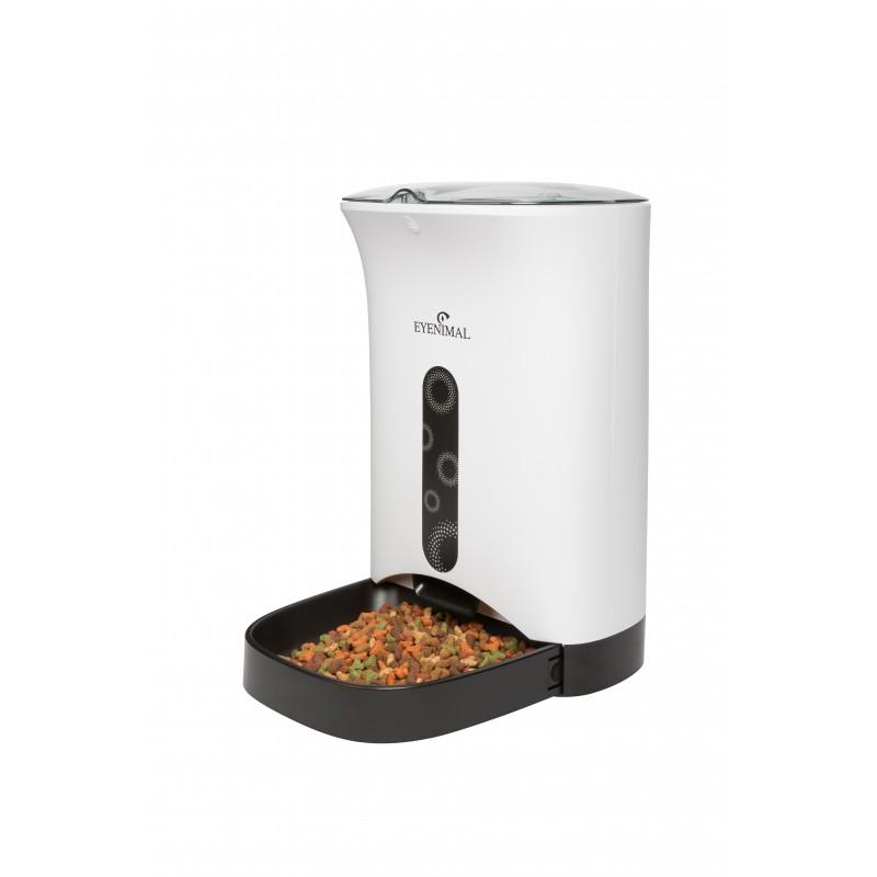 Distributeur de croquette 12 repas par jour Small Pet Feeder - EYENIMAL