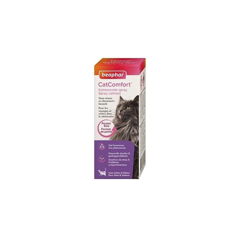 Spray pour chat aux phéromones 60 ml - BEAPHAR