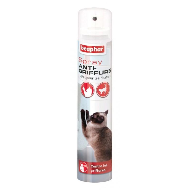 Spray anti-griffure pour chat 125 ml - BEAPHAR