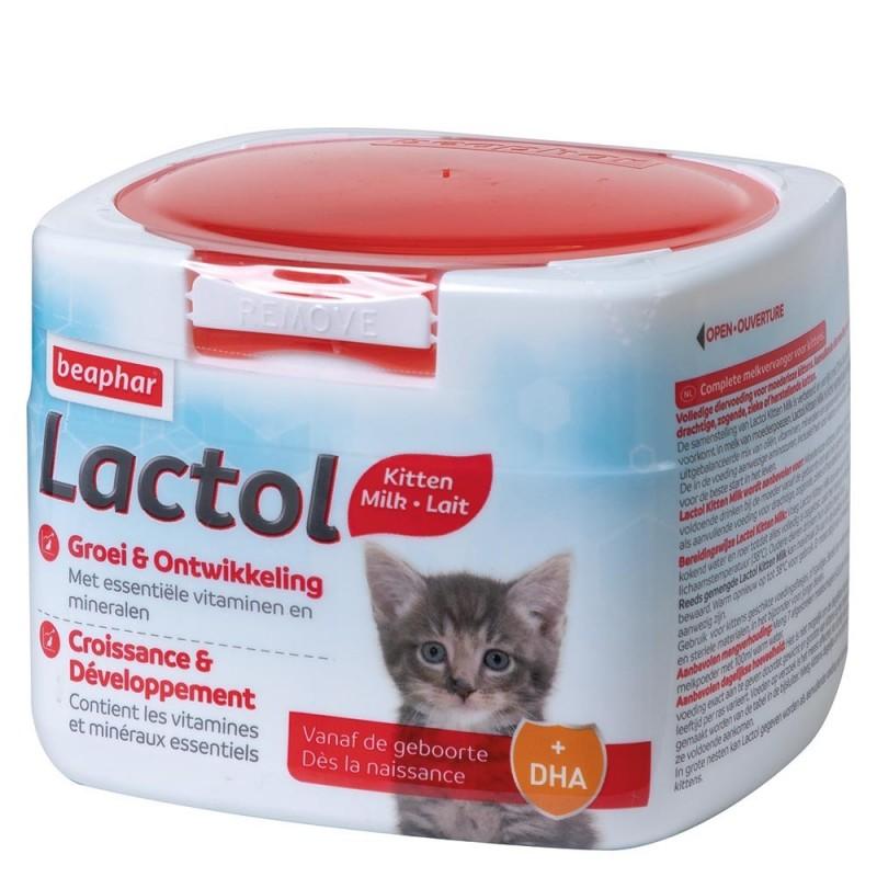 Lait maternisé pour chaton Lactol 250 g - BEAPHAR