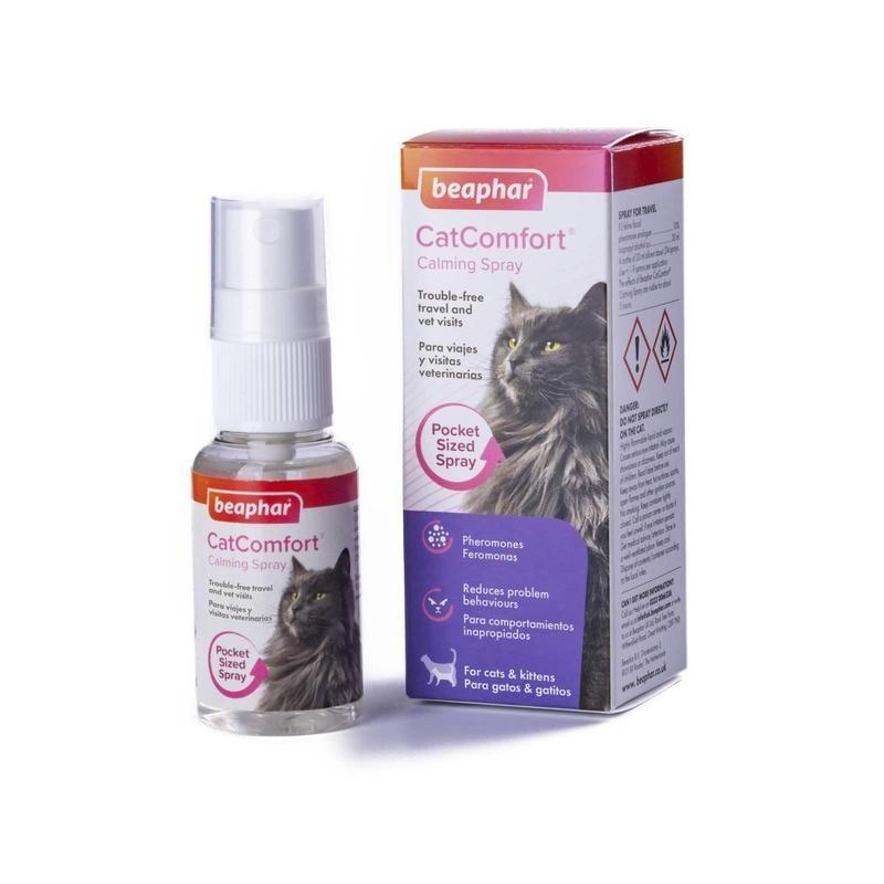 Spray pour chat aux phéromones 30 ml - BEAPHAR