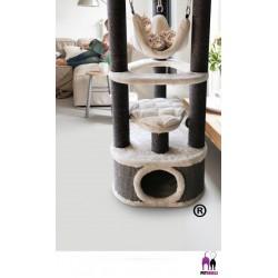 Arbre à chat de belle qualité Catharina 120 cm - PETREBELS
