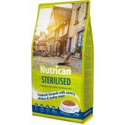 NUTRICAN - Croquettes pour chat stérilisé
