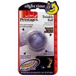 Balle de jeu nocturne pour chat Twinkle Ball - PETSTAGES