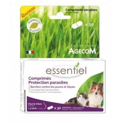 Comprimés Protection Puces et Tiques pour chat - ESSENTIEL