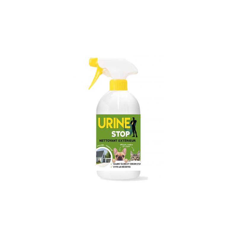 Urine Stop nettoyant urine extérieur chien et chat - AGECOM