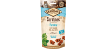 CARNILOVE - Friandises sans céréale pour chat Soft Sardine