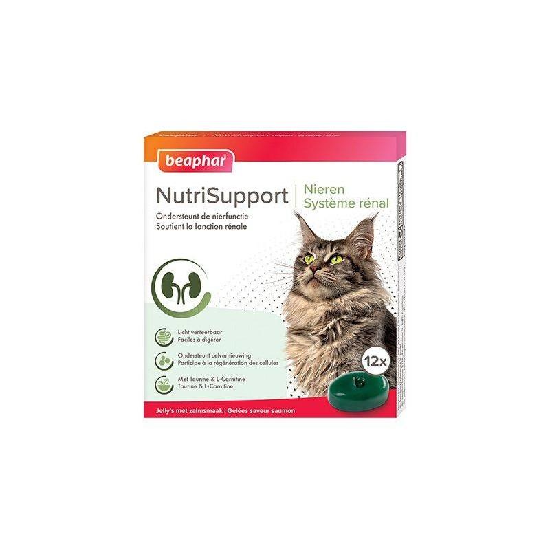 BEAPHAR - NutriSupport Système Rénal complément pour chat