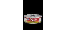 FARMINA - N&D Quinoa Urinary pâtée complète pour chat 80 g