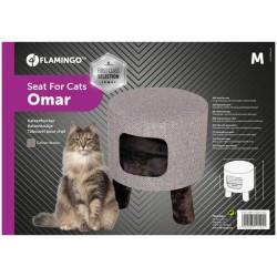 Tabouret pour chat Omar - FLAMINGO