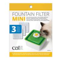 Fontaine à eau Mini Flower pour chat 1,5 L - CAT IT