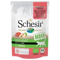 SCHESIR - Pâtée Bio pour chat