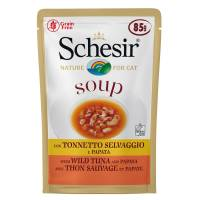 SCHESIR - Soupe pour chat 85 g