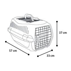 Cage de transport pour chat Globe - FLAMINGO