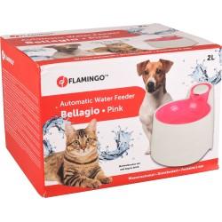 Fontaine à eau pour chat Bellagio - FLAMINGO