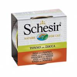 SCHESIR - Pâtée pour chat au Bouillon 70 g
