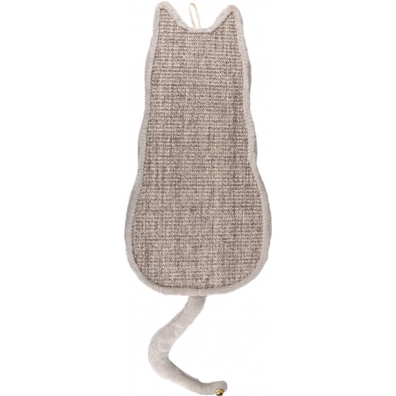 Griffoir pour chat Greta 34x90 cm - FLAMINGO