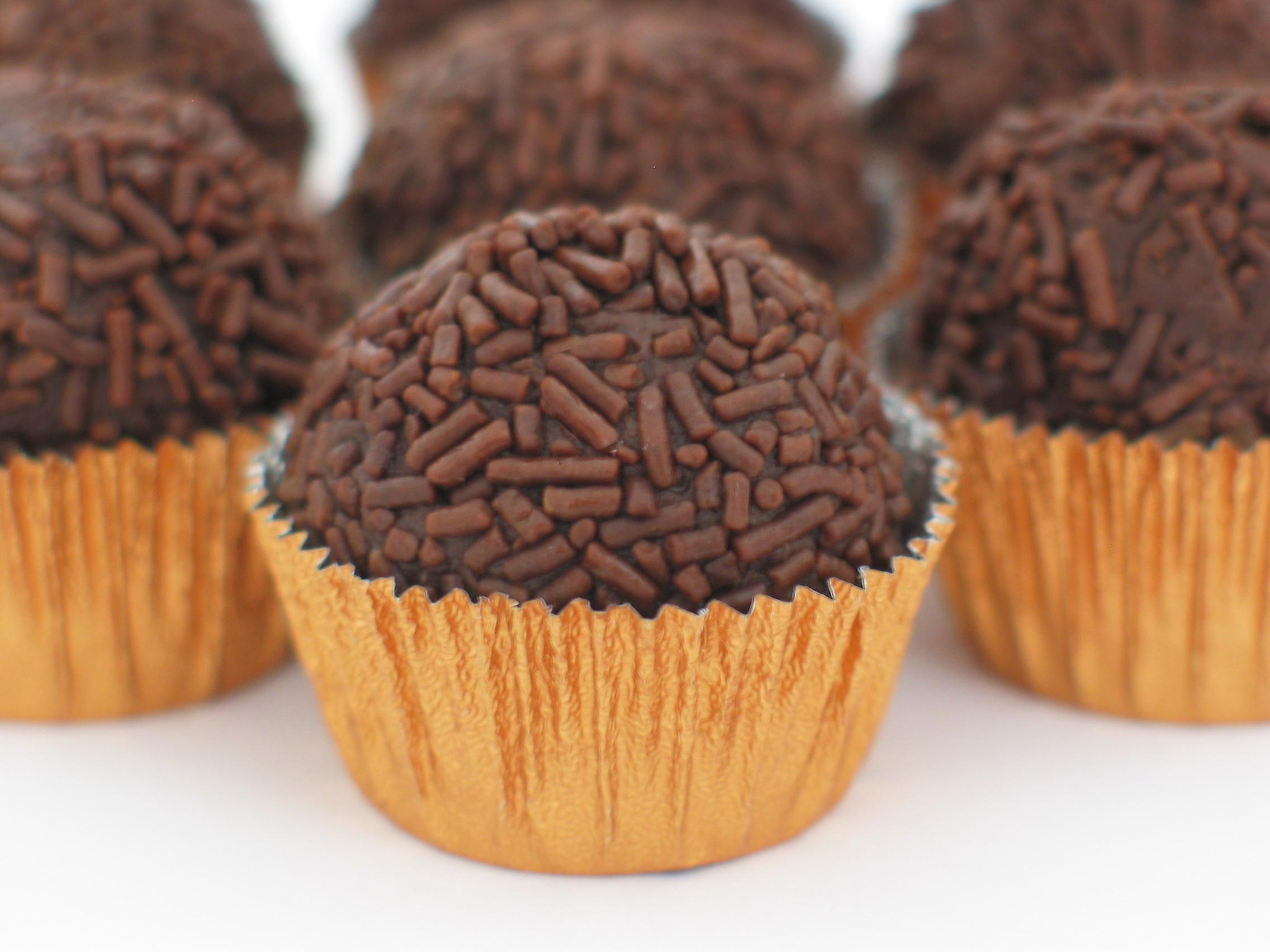 rochets en chocolat